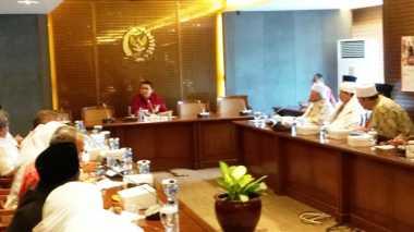 Habib Rizieq dan Ormas Islam Temui Pimpinan DPR