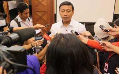 Wiranto Ingin Revisi UU Terorisme Beri Kekuatan Baru