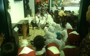 """Momen 28 Oktober, Museum Sumpah Pemuda Kebanjiran """"Tamu"""""""