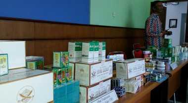 Polisi Gerebek Pabrik Obat Tanpa Izin Edar Beromzet Rp6 Miliar