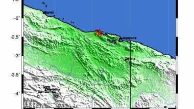Jayapura Diguncang Gempa 5,3 SR, Warga Panik dan Berhamburan