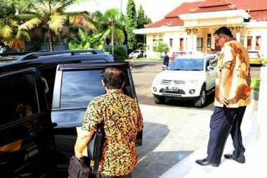 Cuti Kampanye, Rano Karno Tinggalkan Rumah Dinas