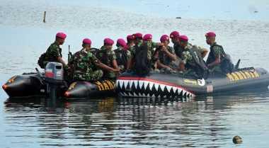 TNI Ledakkan Empat Ranjau Peninggalan Perang Dunia II