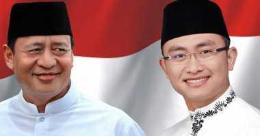 Wahidin-Andika Prihatin dengan Banyaknya Jalan Rusak di Banten
