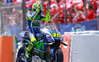 Sirkuit Sepang Gunakan Aspal Baru, Rossi Fokus pada Pemilihan Ban
