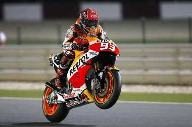 Marquez Tak Terkejar di FP1 GP Malaysia