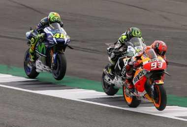 Perubahan di Sirkuit Sepang Bikin Pembalap MotoGP Kaget