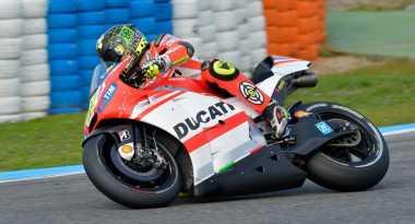 Iannone Enggan Patok Target Tinggi di GP Malaysia