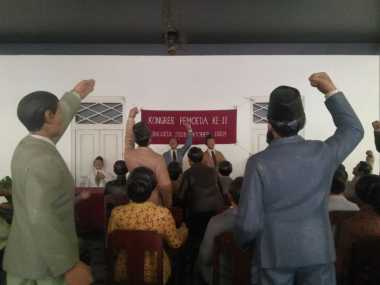 HARI SUMPAH PEMUDA: 3 Lokasi Bersejarah Lahirnya Sumpah Pemuda