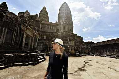 Wanita Ini Keliling 196 Negara dalam 15 Bulan