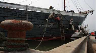 Tangkap Ikan Hiu, Kapal Asal Cilacap Diamankan Polair Polda DIY