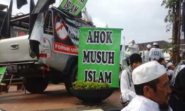 Jika Ahok Tak Diadili, FUI Semarang Bakal Bikin Geger