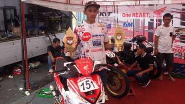 Pembalap HDC 2016 Sentil Pemerintah Terhadap Pengembangan Balap Nasional
