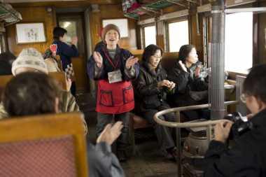 """Kereta Kompor"" Kembali Beroperasi di Jepang"