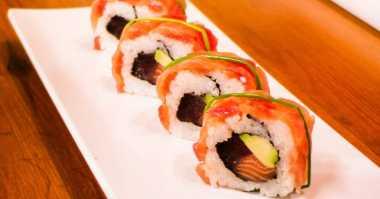Simak, Cara Praktis Membuat Sushi di Rumah