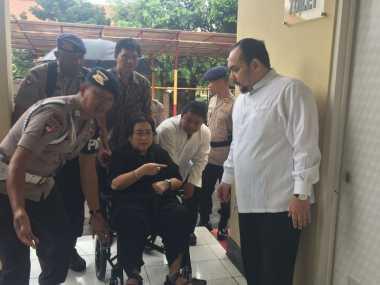 Kondisi Kesehatan Menurun, Rachmawati Diperbolehkan Pulang oleh Penyidik