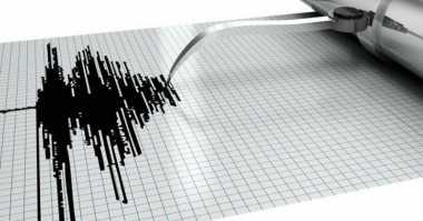 Gempa Tektonik 4,8 SR Guncang Sumbawa