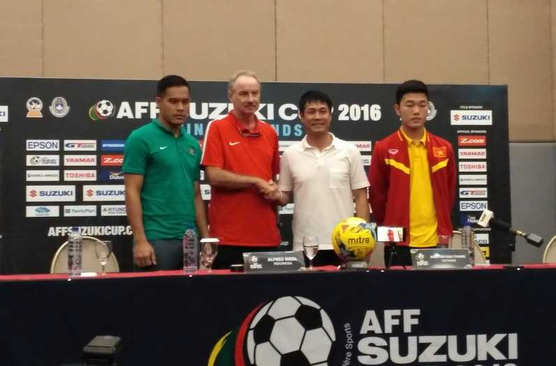Hadapi Vietnam di Semifinal Piala AFF 2016, Indonesia Bakal Berikan yang Terbaik