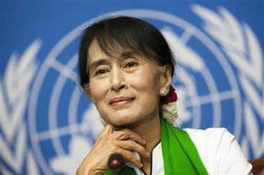Terus Disudutkan Soal Rohingya, Suu Kyi Murka
