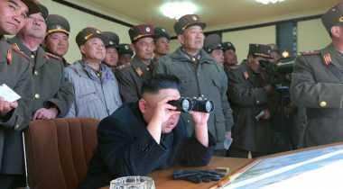 Muncul Wacana Sanksi Baru, Korut Adakan Latihan Militer Besar-besaran