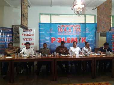 Debat Seru Politikus Gerindra vs Polisi soal Penangkapan Aktivis Makar