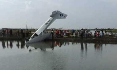 Pesawat Polri yang Jatuh di Kepri Angkut 13 Penumpang