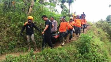 Hari Kelima, Tim Relawan Temukan Satu Korban Longsor Karangpandan