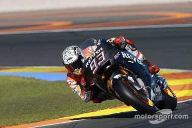 Marc Marquez Kurang Sreg dengan Mesin Baru Honda