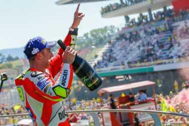 Iannone Akan Bawa Suzuki Jadi Pesaing Terberat Ducati