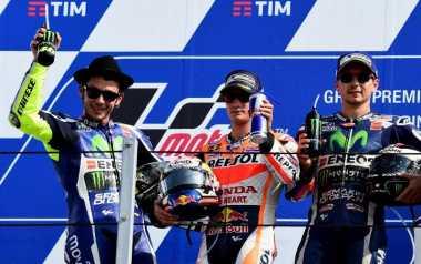Cuaca Jadi Faktor Penting di MotoGP 2016