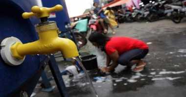 Masyarakat Berpenghasilan Rendah di Kulonprogo Gratis Sambungan Air Bersih