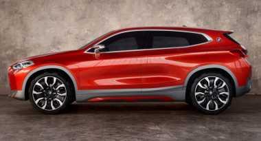 BMW Siapkan Tipe Baru SUV X2 Berlabel 'M'