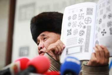 Diplomat Rusia Hajar Rapper Mongolia Berjubah Swastika Hingga Koma