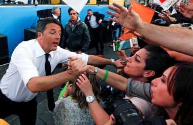 Nasib PM Italia Bergantung pada Referendum Konstitusi