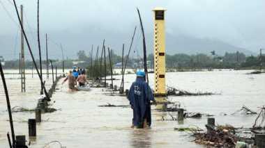 Banjir di Vietnam Tewaskan 13 Orang
