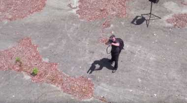 """Ini Video Senapan Tanpa Peluru yang Jadi """"Musuh"""" Drone"""