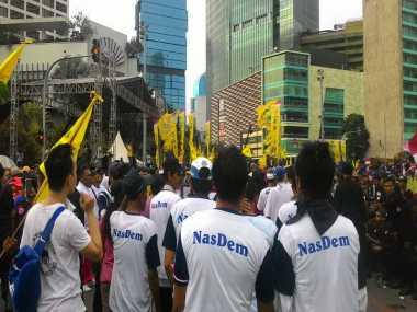 Plt Gubernur DKI Protes CFD Digunakan untuk Acara Berbau Parpol