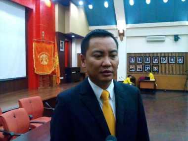 Adu Mulut Ketua DPD Golkar Warnai Aksi 412