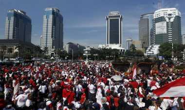 Ajang Panggung Parpol, Parade Bhinneka Tunggal Ika di CFD Langgar Perda