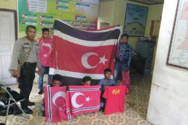 Ingin Kibarkan Bendera GAM di Gunung Burni, Lima Pendaki Ditangkap