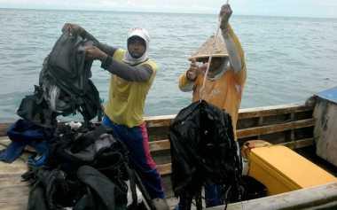 Kesaksian Lima Nelayan yang Melihat Pesawat Polri Jatuh di Laut