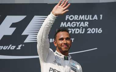 Rosberg Akui Hamilton Pembalap Hebat