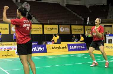 Anggia/Mahadewi Raih Runner-up Macau Open 2016