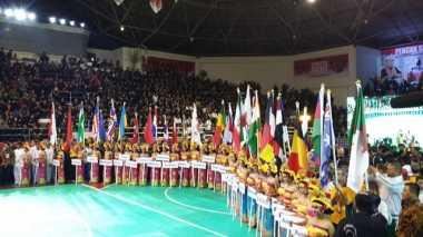 Ratusan Atlet dari 40 Negara Bertarung di Bali