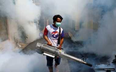 "Dapat Aduan Korban DBD, Rescue Perindo Jatim Gerak Cepat ""Asapi"" Tuban"