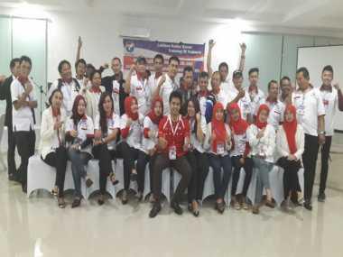 Perkuat Peran, Kader Perindo Kota Sukabumi Gelar TOT dan LKD