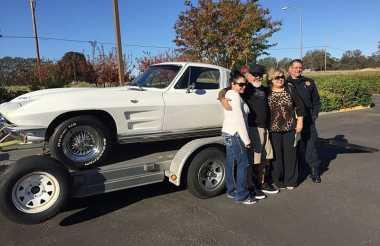 Peristiwa Langka, Mobil Hilang 40 Tahun Kembali ke Pemiliknya