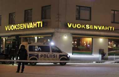 Insiden Penembakan Finlandia Tewaskan Pejabat Lokal dan Jurnalis