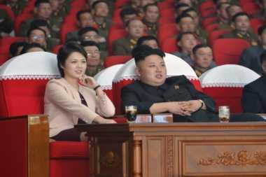 Istri Kim Jong-un Muncul Lagi Setelah Hilang Misterius Selama 9 Bulan