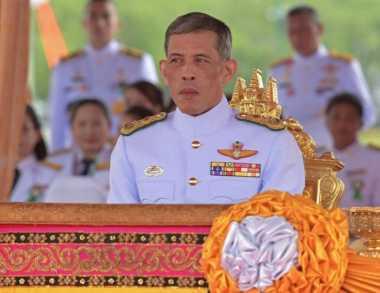 Pemimpin Dunia Ucapkan Selamat untuk Raja Baru Thailand